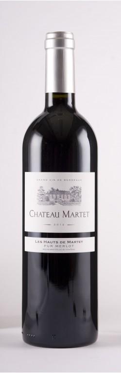 St Foy Bordeaux  - Chateau Martet Les Haut de Martet