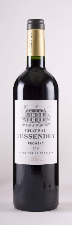 Chateau Tessendey,  Fronsac