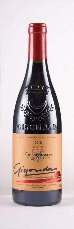 GIGONDAS 2010 la Référence