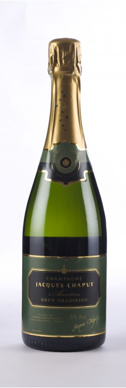 CHAMPAGNE JACQUES CHAPUT BRUT TRADITION