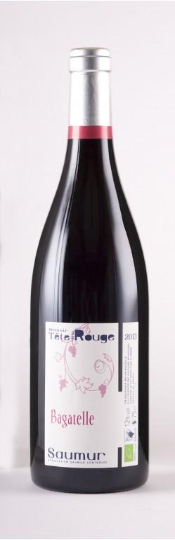 """Saumur """"Bagatelle"""" - Manoir de la tête Rouge"""
