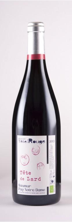"""Saumur """"Tête de Lard"""" - Manoir de la Tête Rouge"""