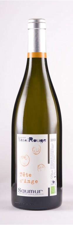 """Saumur Blanc """"Tête d'Ange"""" - Manoir de la Tête Rouge"""