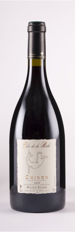 """Chinon """"Clos Des Roches""""  -  Wilfrid Rousse"""