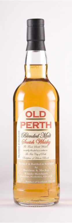 Old Perth Single Malt Blended 43° 70cl