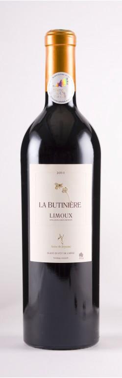 Limoux  -  La Butinière Rouge  Anne de Joyeuse