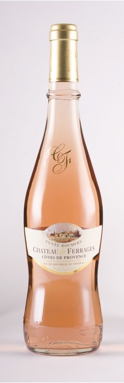 Côtes de Provence Cht Ferrages Cuvée Roumery