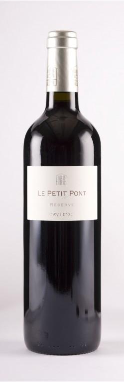 LE PETIT PONT reserve rge