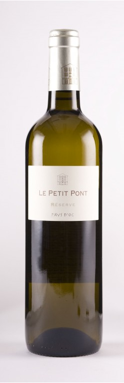 PETIT PONT reserve blanc