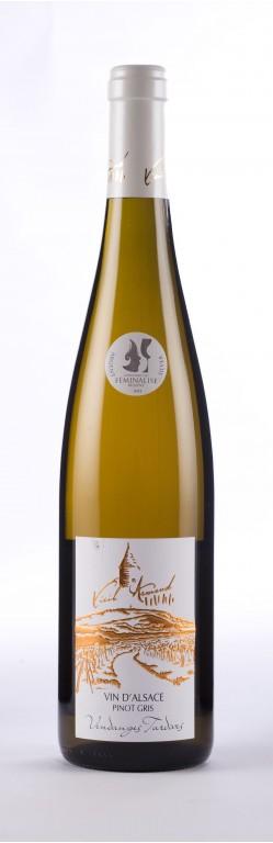 Pinot Gris 2011 VendangesTardives  Alsace Cave Du Vieil Armand