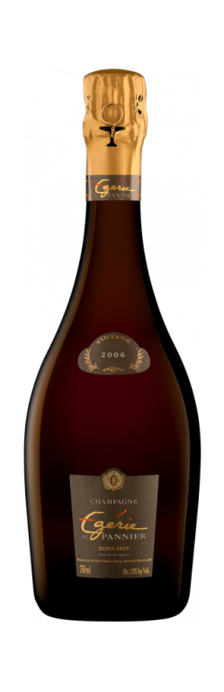 Pannier  Egerie Extrat Brut 2006