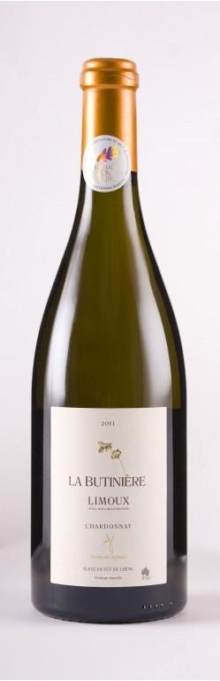 AOC LIMOUX Chardonnay LA BUTINIERE  75cl