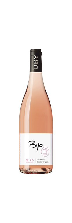 BYO Rosé  Igp Côtes de Gascognes