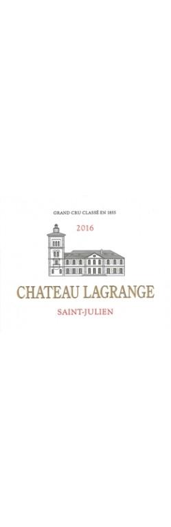 Lagrange 2019 Saint-Julien  3ème Cru Classé
